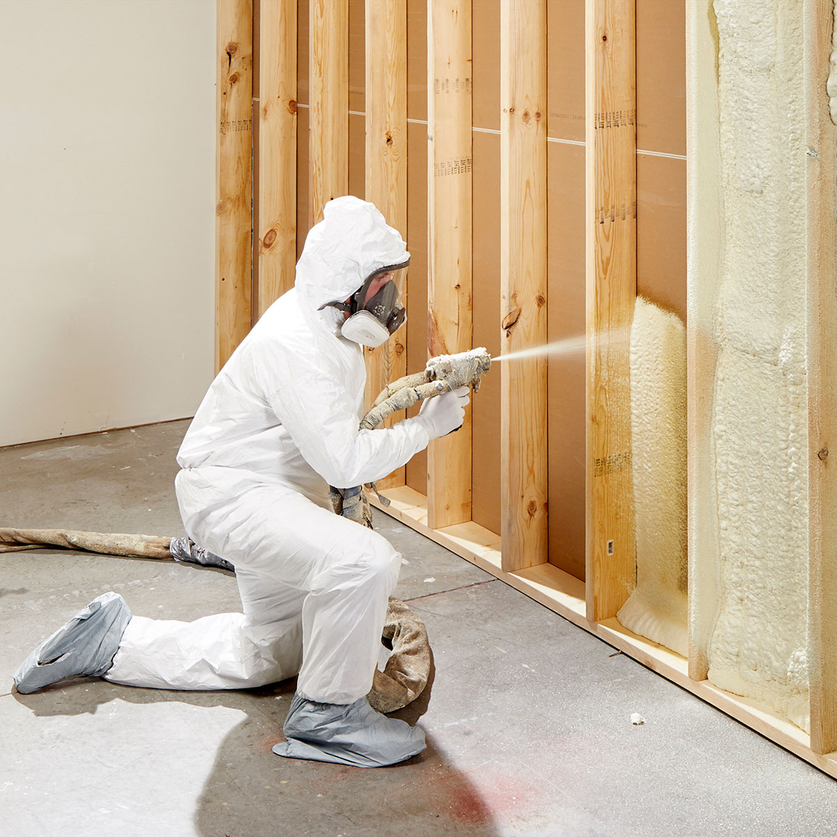 Spray Foam Insulation Concepts and Applications