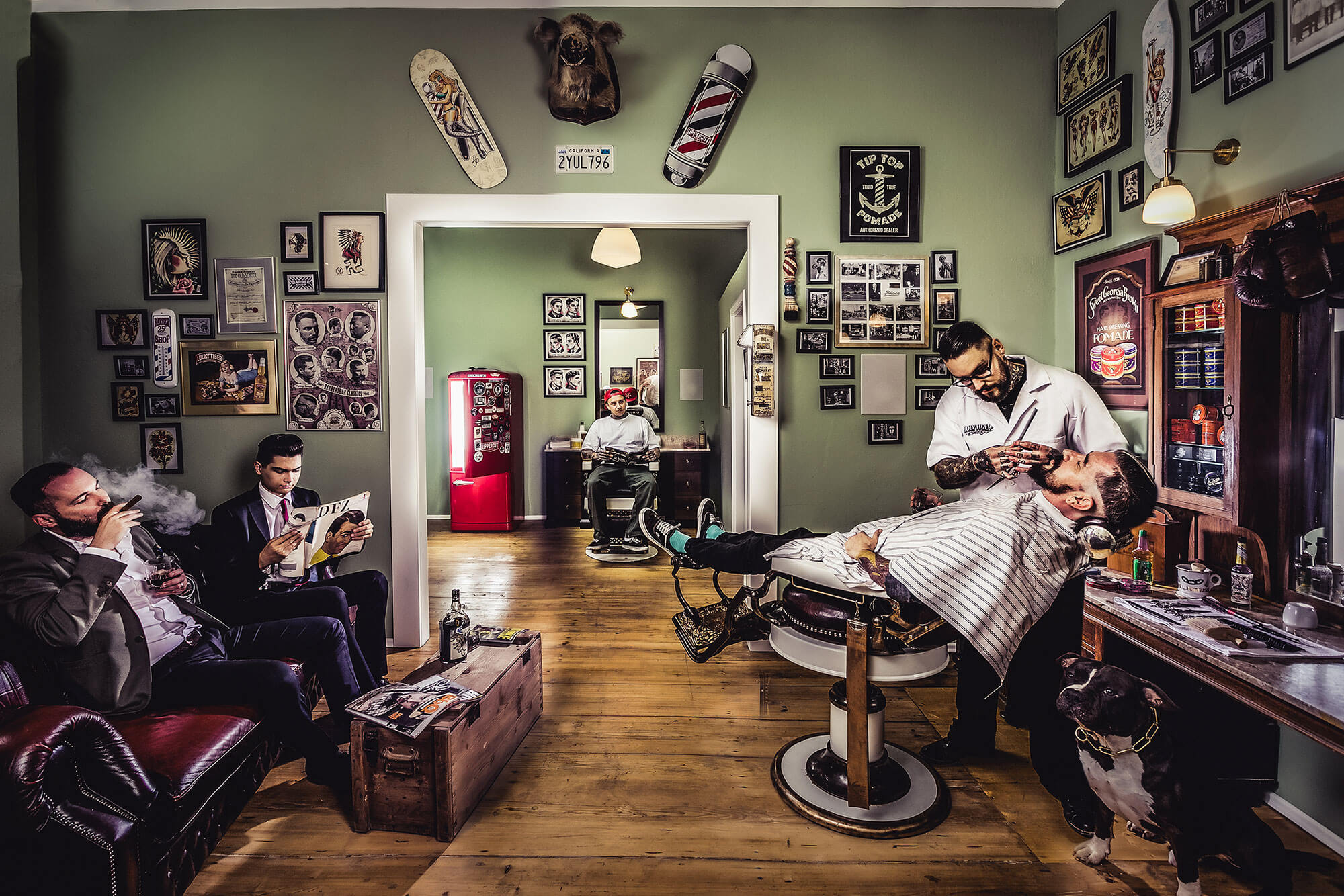 Just how To Become a Sucessful Barber Store