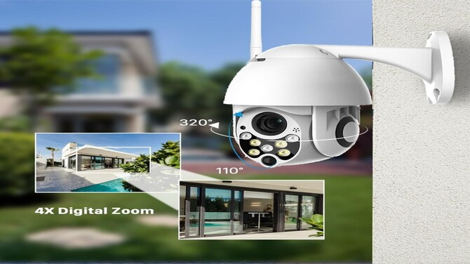 Best Places to Install Home CCTV Cameras in Dubai, UAE 1